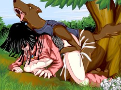 Erotic Fantasy Larvatus Sol Y Sombra Pack Hentai Beastiality CG Manga Doujinshi